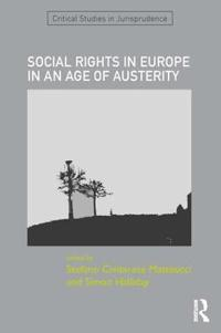 SOCIAL RIGHTS IN EUROPE IN AN AGE OF AUSTERITY