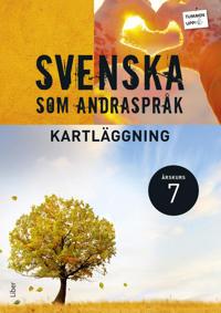 Tummen upp! Svenska som andraspråk kartläggning åk 7