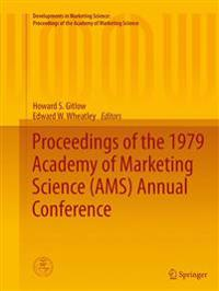 Proceedings of the 1979 Academy of Marketing Science (AMS) Annual Conference