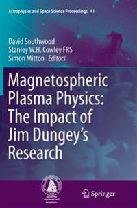 Magnetospheric Plasma Physics