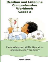 Reading and Listening Comprehension Grade 3 Workbook