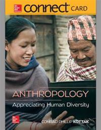 Connect Access Card for Anthropology: Appreciating Human Diversity