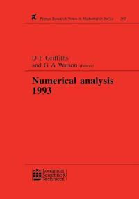 Numerical Analysis 1993