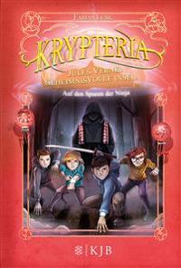Krypteria 03 - Jules Vernes geheimnisvolle Insel