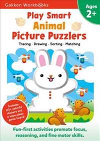 Play Smart Animal Picture Puzzlers