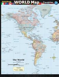 World Map: Countries Guide