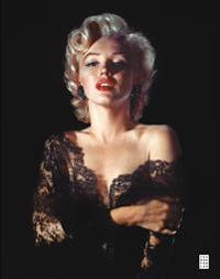 Marilyn Monroe : metamorfoser