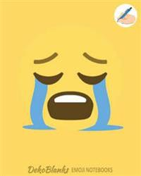 Emoji Notebooks: Emoticon Notebook, Blank Composition Book, Emoji Journal, Emoji Notebooks for Girls, Matte Cover, Emoji School Supplie