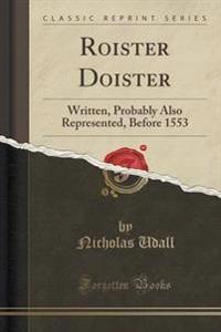 Roister Doister