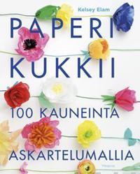 Paperi kukkii