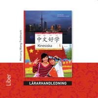Kinesiska 1 Lärarhandledning