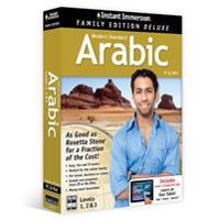 Instant Immersion Family Edition Deluxe Arabic Levels 1,2 & 3