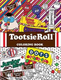 Tootsie Roll Coloring Book: 24 Page Coloring Book