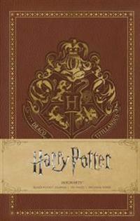Harry Potter: Hogwarts Ruled Pocket Jour
