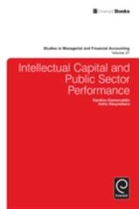 Intellectual Capital and Public Sector Performance