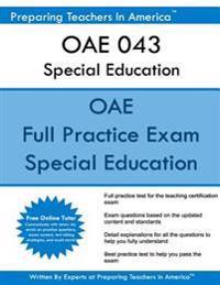 Oae 043 Special Education: Oae 043 Exam