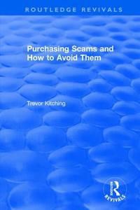 Purchasing Scams and How to Avoid Them