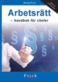 Arbetsrätt : handbok för chefer