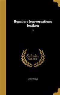 SWE-BONNIERS KONVERSATIONS LEX