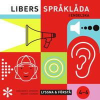 Libers språklåda i engelska 4-6: Lyssna och förstå CD 1-2 - Listen and understand