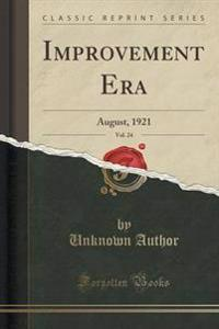 Improvement Era, Vol. 24
