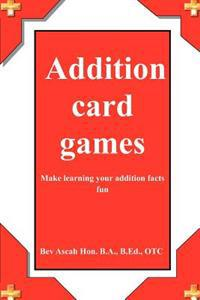 Addition Card Games