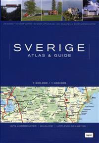 Sverige : atlas & guide