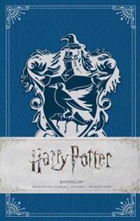 Harry Potter - Ravenclaw Ruled Pocket Journal