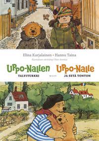 Uppo-Nallen talviturkki ; Uppo-Nalle ja setä Tonton