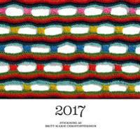Stickkalender 2017
