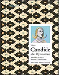 Candide eller Optimisten : återberättad av Oscar K.