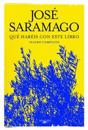 Que Haréis Con Este Libro. Teatro Completo / What Will You Do with This Book. Co Mplete Theater
