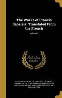 WORKS OF FRANCIS RABELAIS TRAN