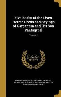 5 BKS OF THE LIVES HEROIC DEED