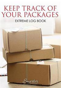 Keep Track of Your Packages Extreme Log Book