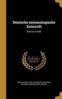 GER-DEUTSCHE ENTOMOLOGISCHE ZE