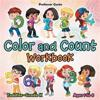 Color and Count Workbook Toddler-Grade K - Ages 1 to 6