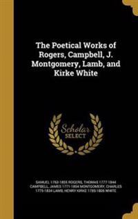 POETICAL WORKS OF ROGERS CAMPB