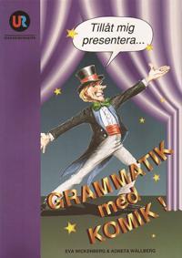 Grammatik med komik, huvudbok