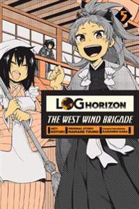 Log Horizon The West Wind Brigade 5