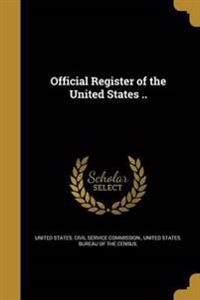 OFF REGISTER OF THE US