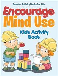 Encourage Mind Use Kids Activity Book