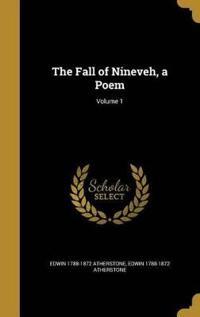 FALL OF NINEVEH A POEM V01