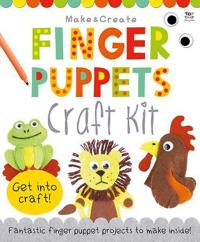 Finger Puppets Craft Kit