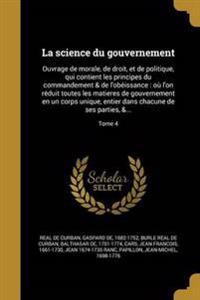 FRE-SCIENCE DU GOUVERNEMENT
