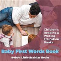 Baby First Words Book