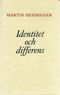 Identitet och differens