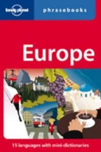 Europe Phrasebook LP