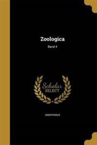 GER-ZOOLOGICA BAND 4