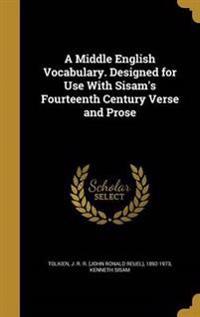 MIDDLE ENGLISH VOCABULARY DESI